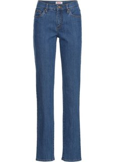 Удобные джинсы-стретч CLASSIC, cредний рост (N) (синий) Bonprix