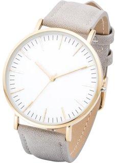 Классические часы (серый) Bonprix
