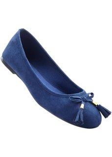 Балетки (темно-синий) Bonprix