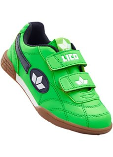 Кроссовки на липучках (зеленый/синий) Bonprix