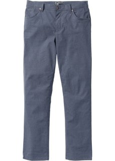 Стрейтчевые брюки Regular Fit, cредний рост (N) (темно-синий) Bonprix