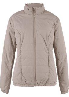 Стеганая куртка (натуральный камень) Bonprix