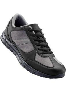 Кроссовки (черный) Bonprix