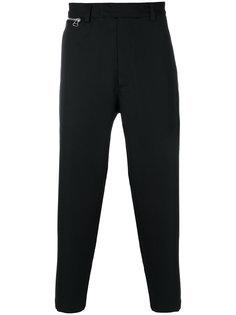 брюки чинос с молнией  Oamc