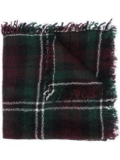 шарф в клетку Isabel Marant