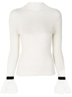 кружевной пуловер  Philosophy Di Lorenzo Serafini