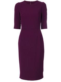 облегающее платье Dolce & Gabbana