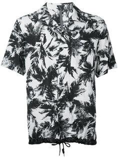 рубашка с короткими рукавами и рисунком Kazuyuki Kumagai