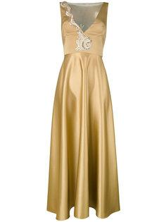 платье длины миди Waterlily Temperley London