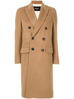 классическое пальто Dsquared2