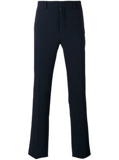 брюки со складками Fendi