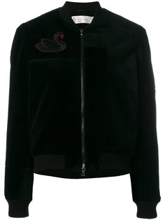 укороченная куртка бомбер  Victoria Victoria Beckham