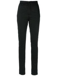 high waist skinny trousers Amapô
