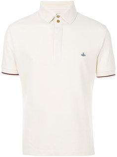 рубашка-поло с логотипом Vivienne Westwood
