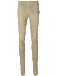облегающие брюки-леггинсы Joseph