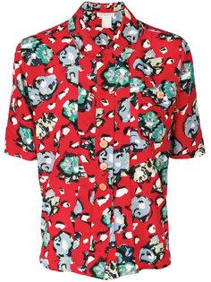 рубашка с принтом  Karl Lagerfeld