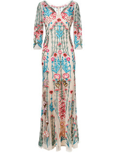 платье Woodland Temperley London