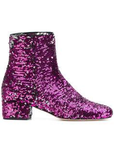 ботинки Candy Street с пайетками Chiara Ferragni