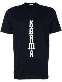 футболка с принтом Karma Givenchy