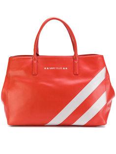 сумка на плечо с логотипом Marc Ellis