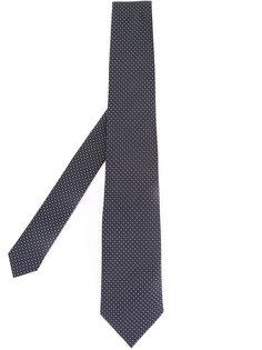 галстук в горошек  Gieves & Hawkes