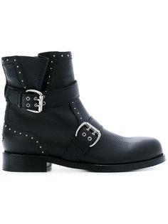байкерские ботинки Blyss Jimmy Choo