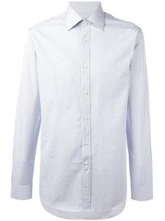 рубашка в полоску Gieves & Hawkes