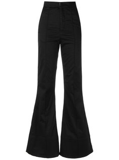 high waist flared trousers Amapô