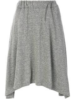 асимметричная юбка  Issey Miyake Vintage