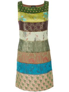 платье в полоску  Jean Paul Gaultier Vintage
