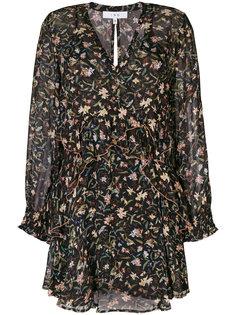 платье с цветочным принтом Beaumont Iro