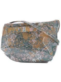 сумка через  плечо с пятнистым принтом Marsèll