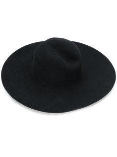 классическая шляпа-федора Maison Michel