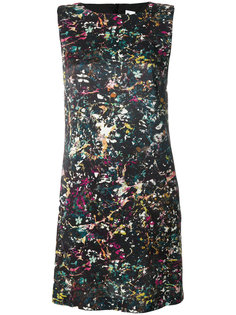 платье шифт с принтом брызг  M Missoni