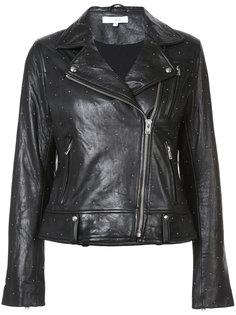 байкерская куртка с заклепками Iro