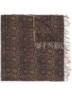 шарф со сплошным узором Uma Wang