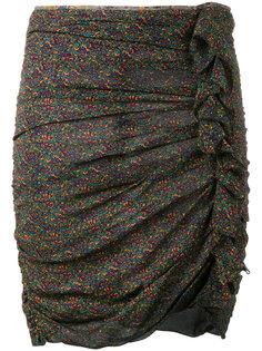 мини-юбка со сборкой Isabel Marant Étoile