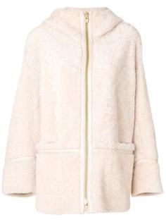 пальто из овечьей кожи  Sylvie Schimmel