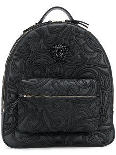 рюкзак с вышивкой Барокко Versace