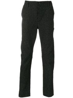 брюки кроя слим Uma Wang