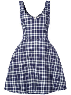 клетчатое платье Natasha Zinko