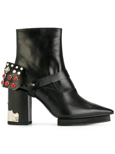 ботинки с металлической вставкой Toga Pulla
