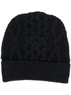 классическая трикотажная шапка Maison Margiela