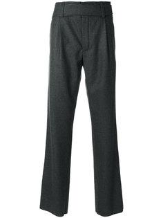 классические брюки прямого кроя Saint Laurent