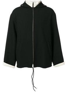 пальто на молнии Maison Margiela