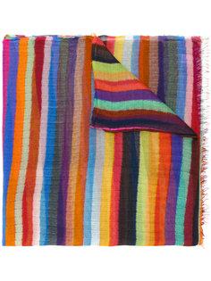 шарф в полоску Faliero Sarti