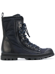 lace-up boots Diesel Black Gold