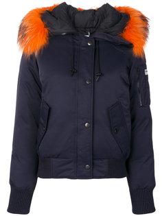 куртка с капюшоном и карманами  Kenzo