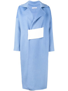 Belted oversized coat Rejina Pyo