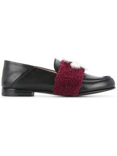 embellished loafers Fendi